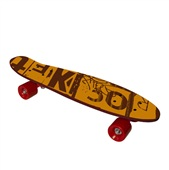 Tempish ROCKET skateboard Скейтборд
