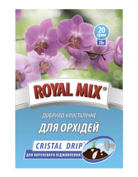 Удобрение Royal Mix cristal-drip для орхидей, 100г