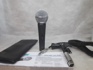 Микрофон Shure SM58 Legendary Performance