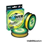 Шнур Power Pro 135м Hi-Vis Yellow 0,19
