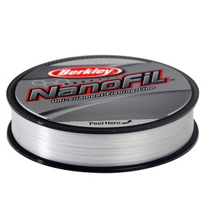 Шнур Berkley NanoFil Clear  0.02