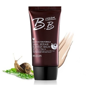 MIZON Snail Repair BB Cream 50ml #2