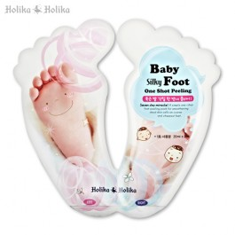 Holika Holika Baby silky Foot one shot peeling 20ml*2