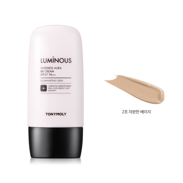 TONYMOLY Luminous Goddess Aura BB Cream 45g