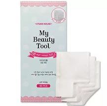 Ватные паффы Etude House My Beauty Tool 3layer cotton Puff