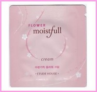 Etude House Flower Moistfull Cream 1мл