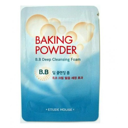 Etude Baking powder B.B. deep cleansing foam