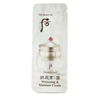 The History of Whoo Seol Whitening & Moisture Cream 1ml
