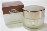 SCINIC Snail Matrix Cream 120ml