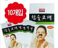 Luke Charcoal Nose Cleansing Strips 1шт