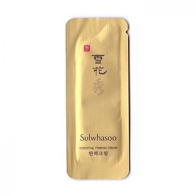 SULWHASOO Essential Firming cream 1 ml