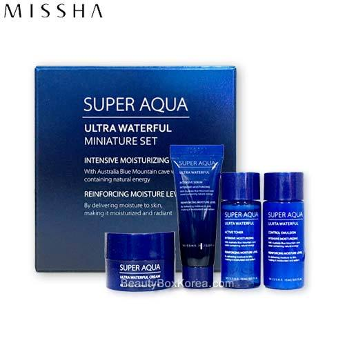 Missha Super Aqua Ultra Waterfull Miniature Set 4