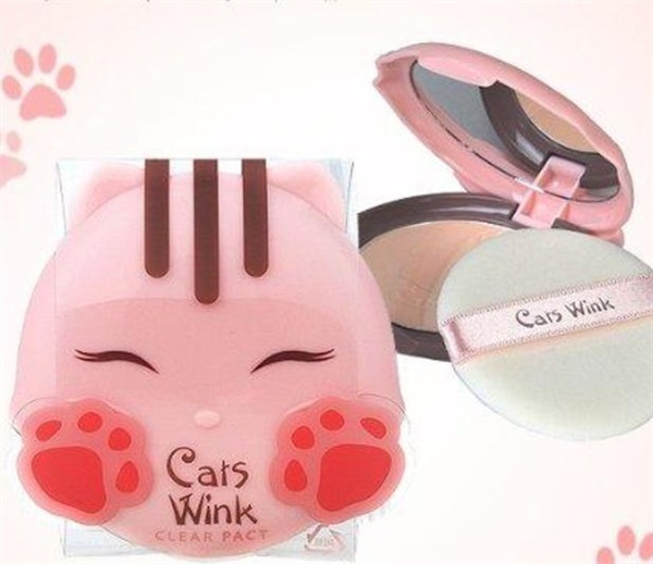 TONY MOLY Cat's Wink Clear Pact #2