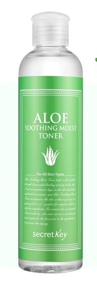 Secret Key Aloe Soothing Toner 248ml