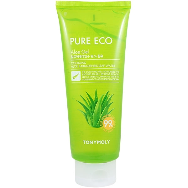 Tonymoly Pure Eco Aloe Gel 92% 250 ml