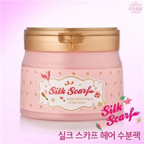 ETUDE HOUSE Silk Scarf Hair Moist Pack 180g