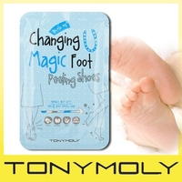 TonyMoly Changing U Magic Foot Peeling Shoes 17ml