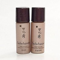 Sulwhasoo Timetreasure Renovating Emulsion 5ml + Renovating Water 5ml