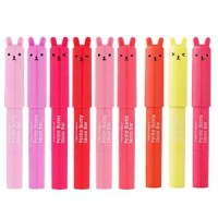 TONYMOLY Petit Bunny Gloss Bar 9g #neon orange