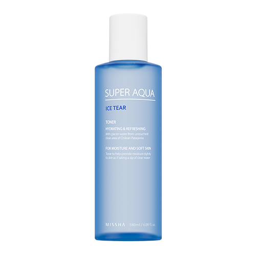 MISSHA Super Aqua ice tear toner 180ml