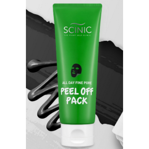 SCINIC ALL DAY FINE PORE PEEL OFF PACK 100ml