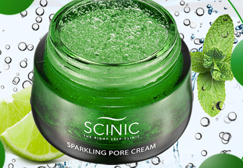 Scinic Sparkling Pore Cream 50ml