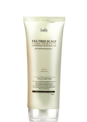 La'dor Tea Tree Scalp Clinic Hair Pack 200ml