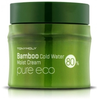 Tony Moly Bamboo Cold Water Moist Cream 200ml