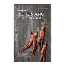 The Face Shop Real Nature Mask Sheet Red Ginseng 20g