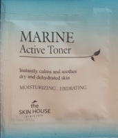The Skin House Marine Active Toner 1ml