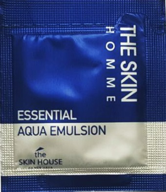 The Skin House Homme Essential Aqua Emulsion 1ml
