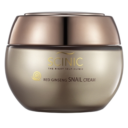 Scinic Red Ginseng Snail Cream 50ml