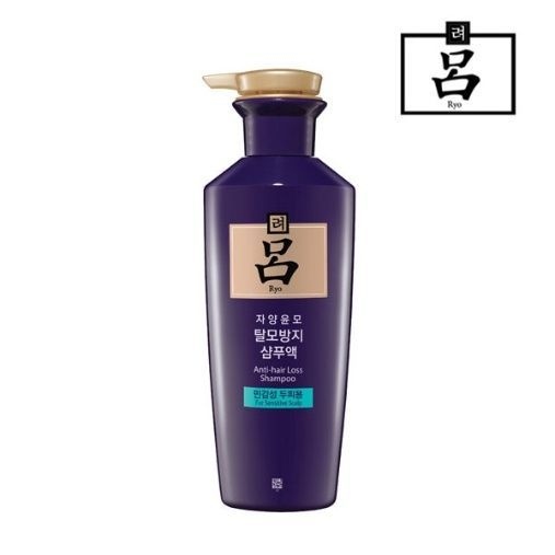 Ryo Jayang Anti Hair Loss Shampoo 400ml