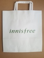 Innisfree Paper shopping bag
