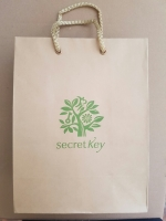 Secret Key Paper shopping bag