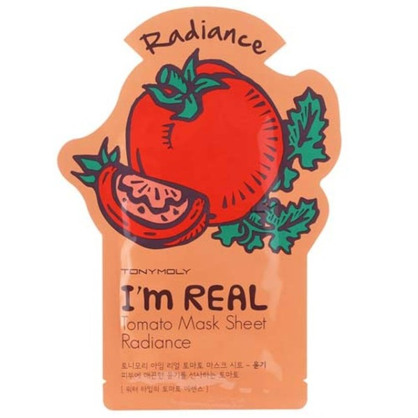 TONYMOLY I'm Real Mask Sheet #томат