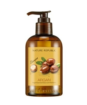 Nature Republic Argan Essential Deep Care Shampoo 300ml
