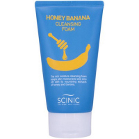 Scinic Honey Banana Cleansing Foam 150ml