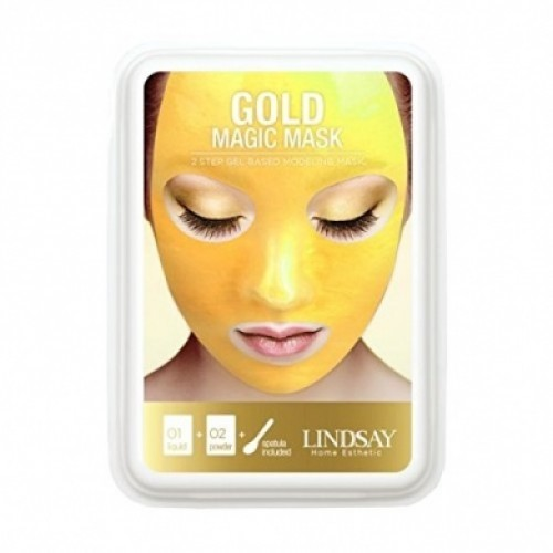 Lindsay Luxury 24K Gold Magic Mask 65g (15g)