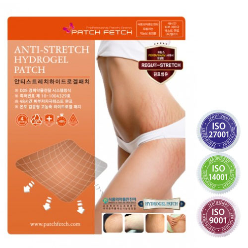 PatchFetch Anti-Stretch Hydrogel