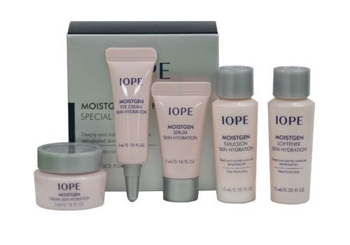 IOPE Moistgen Skin Hydration Special Gift Set (5items)