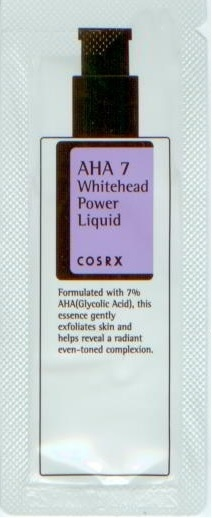 COSRX AHA7 White head Power Liquid 1ml