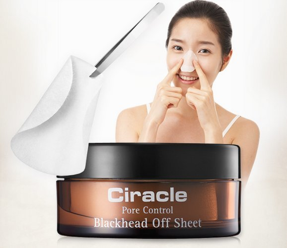 Ciracle Pore Control Blackhead Off Sheet 30шт