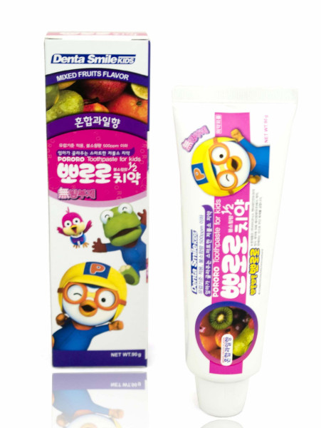Pororo Children's toothpaste mixed fruit 90g