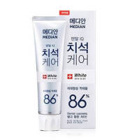 Median Dental IQ 86% Cosmetic White 120g