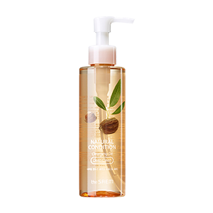 The Saem Natural Condition Cleansing Oil 180ml #deep clean