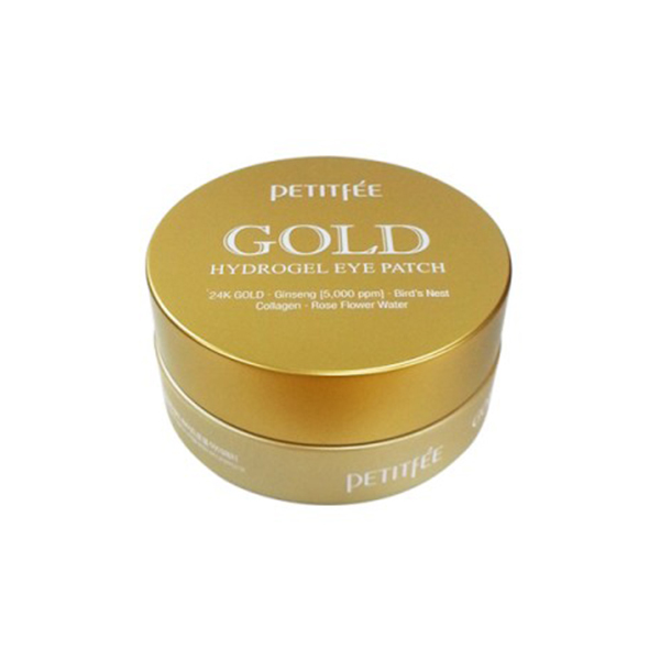 PETITFEE Gold Hydrogel Eye Patch 1.4gx60EA