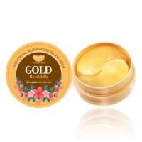 PETITFEE KOELF Gold & Royal Jelly Eye Patch 1.4gx60ea