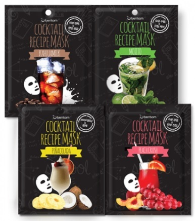 Berrisom Cocktail Recipe Mask
