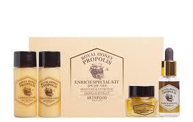 Skinfood Royal Honey Propolis Kit 4 items